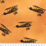 Remembering Anzac: Biplanes Tossed by KK Designs