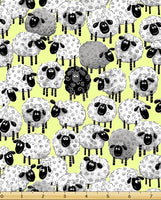 Susybee: Lewe the Ewe Coordinate - Stacked Sheep