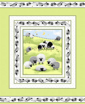 Susybee: Lewe the Ewe Panel