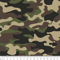 Remembering Anzac: Camouflage Green by KK Designs