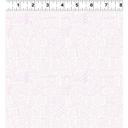 NEW Thistle Patch Tonal Light Cream/Pink By Teresa Magnuson for Clothworks