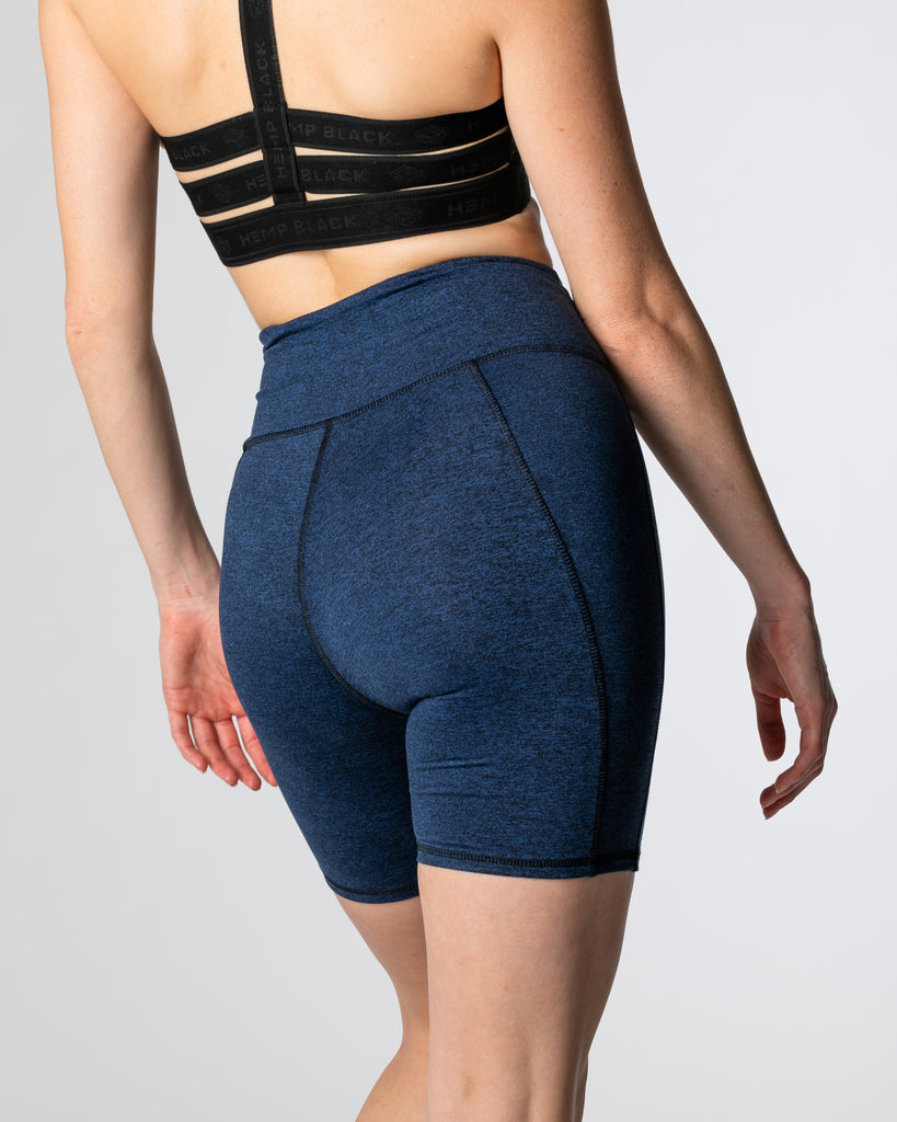 Hemp Black Ability Short