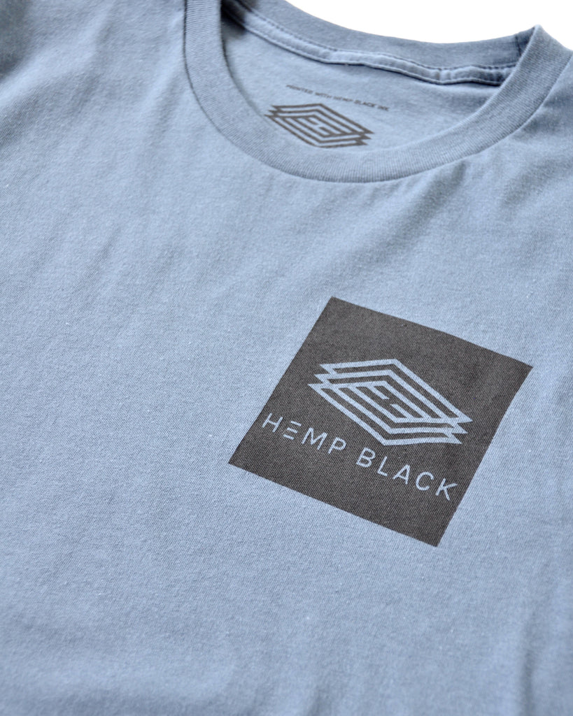 Graphic Block Logo Tee