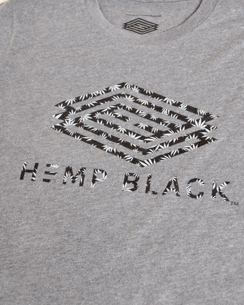 Graphic Camo Logo Tee