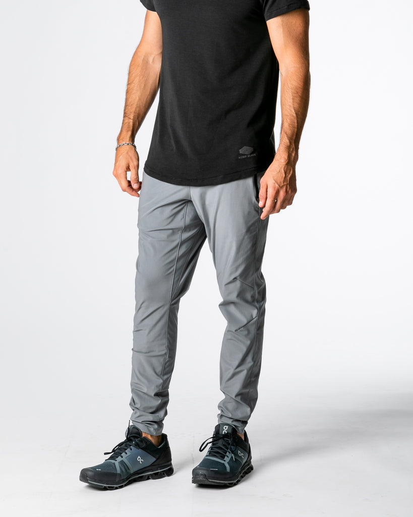 Hemp Black Sunn Pant