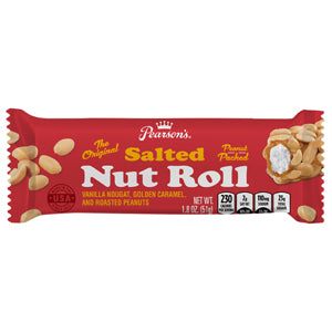 The Original Salted Nut Roll, 24 ct.