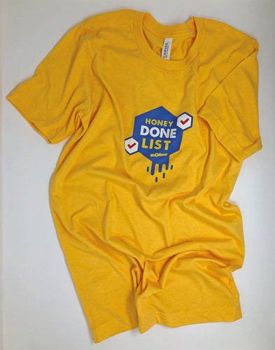 Honey Done List Tee
