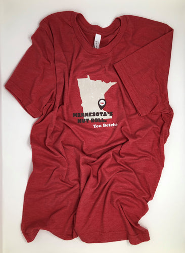 Minnesota's Nut Roll Tee