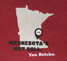 Load image into Gallery viewer, Minnesota's Nut Roll Tee