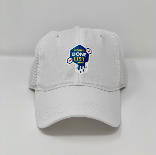 Honey Done List Hat