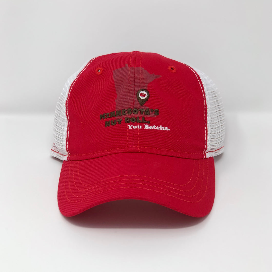 Minnesota's Nut Roll Hat