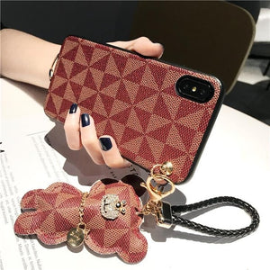 CHIEMSEELIKES♥️STYLE  iPhone Case BEAR