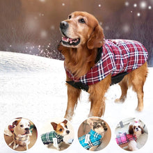 Laden Sie das Bild in den Galerie-Viewer, CHIEMSEELIKES♥️PETS Hunde-Mantel JACKET