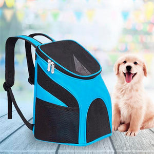 Pet backpack traveler - dog4shine