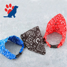 Load image into Gallery viewer, Unique bandanas styles and beautiful for pets  - dog4shine