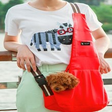 Load image into Gallery viewer, Amazing dog carrier sling bag for beautiful pets