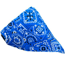 Load image into Gallery viewer, Dog bandanas Adjustable patterns textile for all pets dogs - dog4shine