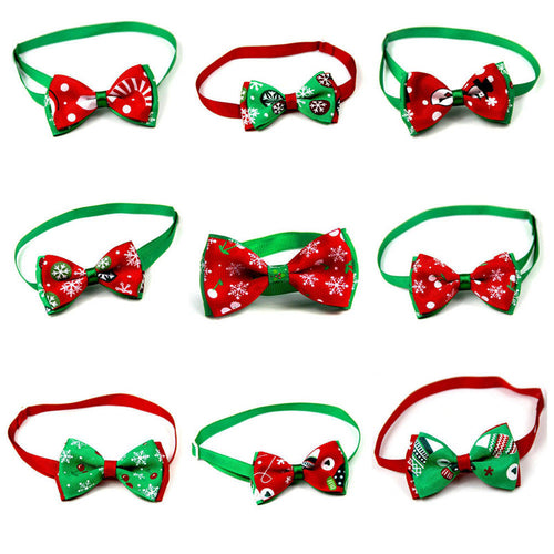 Dog tie christmas - dog4shine