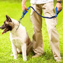 Load image into Gallery viewer, Beautiful big pet leash for perfect walks