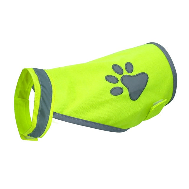 Affordable amazing reflective dog vest for lovely pets