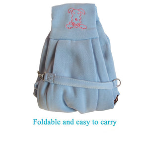 Pet carrier sling charming shoulder adorable