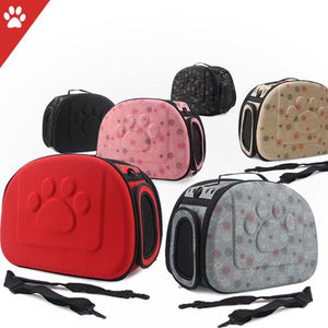 Dog carrier bag portable - dog4shine