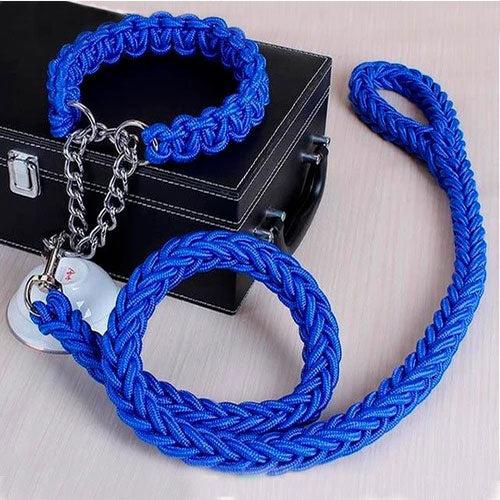 Dog leash nylon - dog4shine