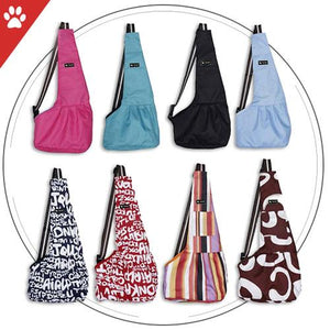 Dog carrier sling bag - dog4shine