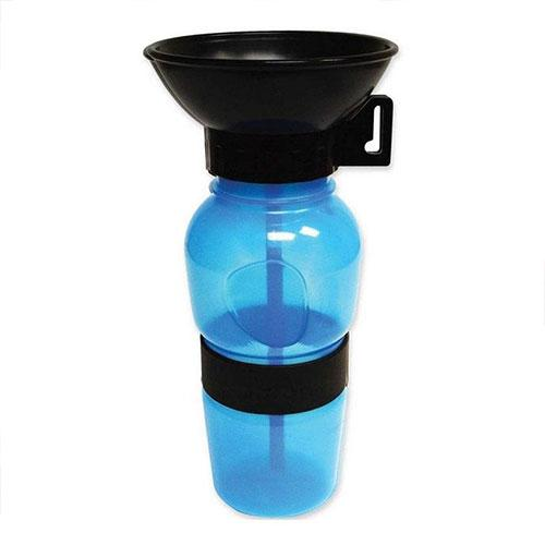 Dog bottle bowl portable - dog4shine