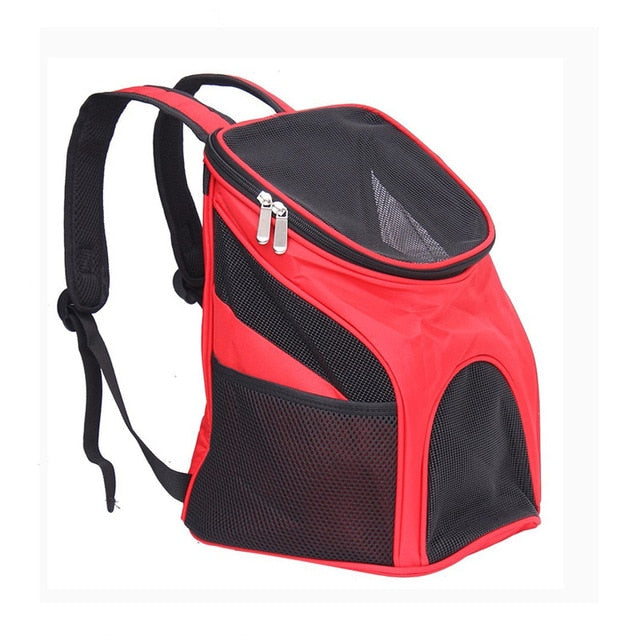 Carrying bag for your pet with breathable mesh - dog4shine