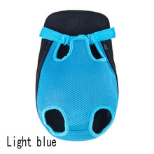 Load image into Gallery viewer, Pet Dog Backpacks Front Shoulder - Small bag carrying - dog4shine