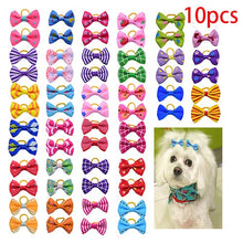 Load image into Gallery viewer, Pet Band Ties - Hair bows Accessories - dog4shine