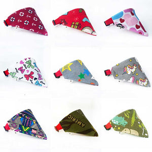 Amazing and beautiful bandanas for lovely pets - dog4shine