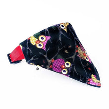 Load image into Gallery viewer, Dog bandanas solid patterns for dogs - dog4shine