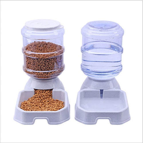 Pet Automatic Feeder Dog Bowl - dog4shine