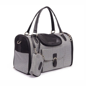 Fashion Pet Shoulder bag to carrying your pet on travel - dog4shine