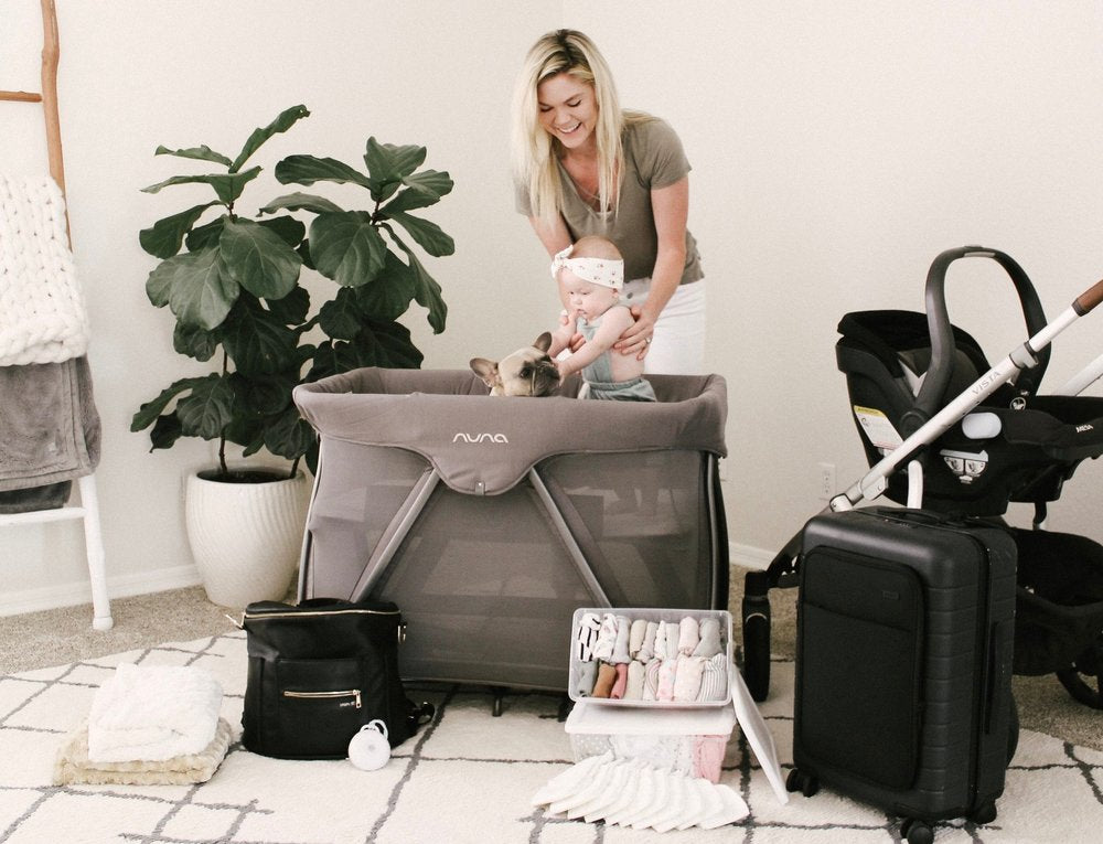 Tips And Tools For Traveling With A Baby!
