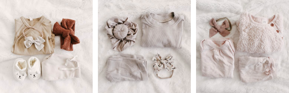 Three Baby Outfits for Collins