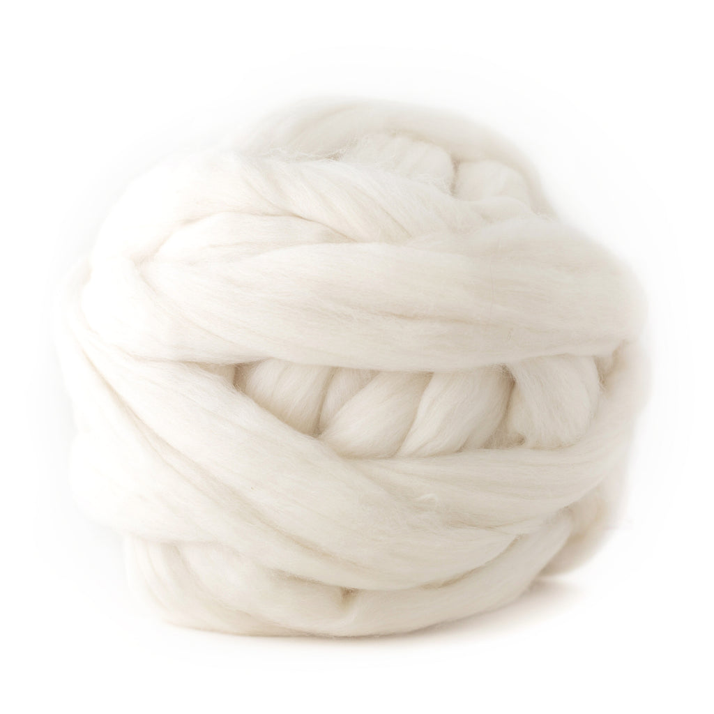 Dream White Merino Wool