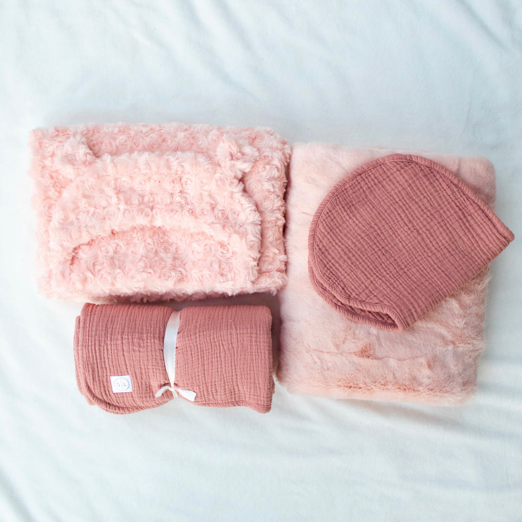 The Pink Ultimate Baby Bundle