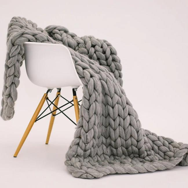 Wool Throw Gift