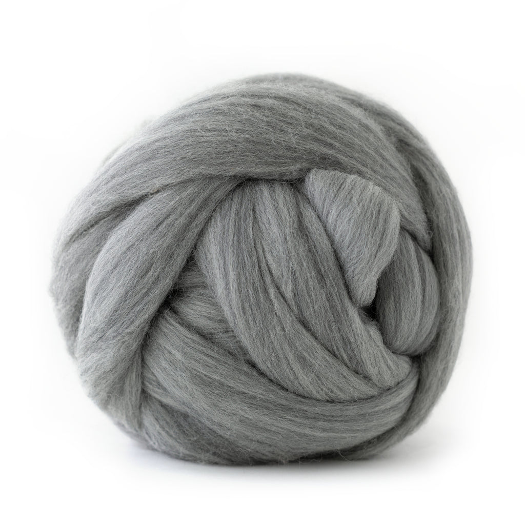 Light Grey Merino Wool