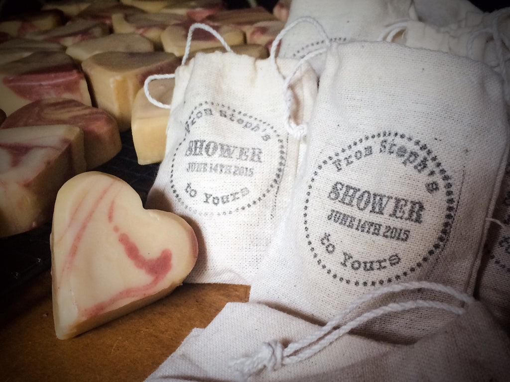 Guest Goat Milk Soap Favors
