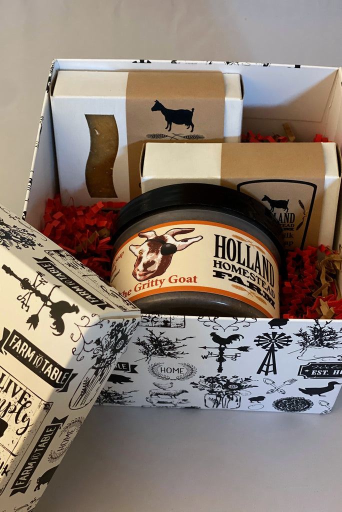 Country Inspired Gift Box