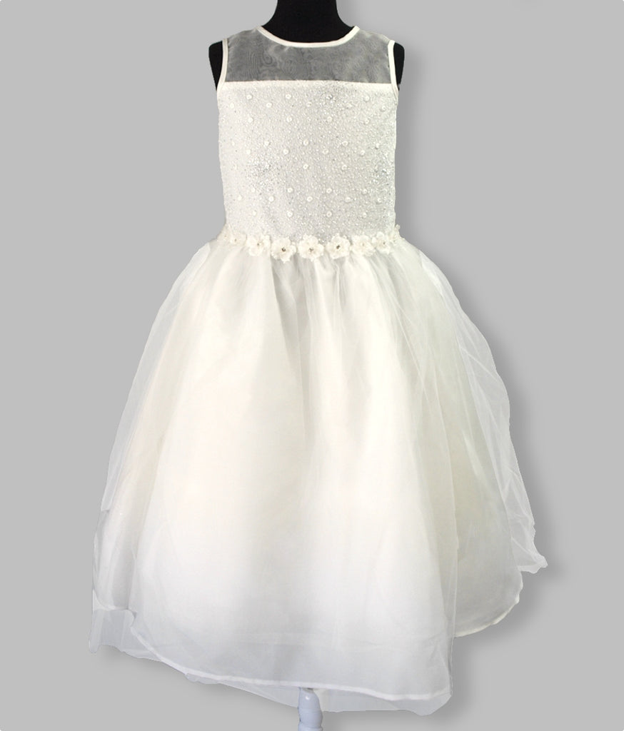 'Bella' Dress (Ivory)