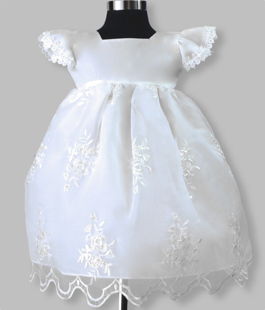 Georgia Christening Gown