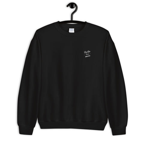 Berlin House Music Basic Sweater