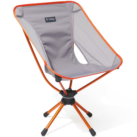 Helinox Swivel camping chair Grey
