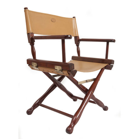Andersons Safari Chair is also known as Directors Chair