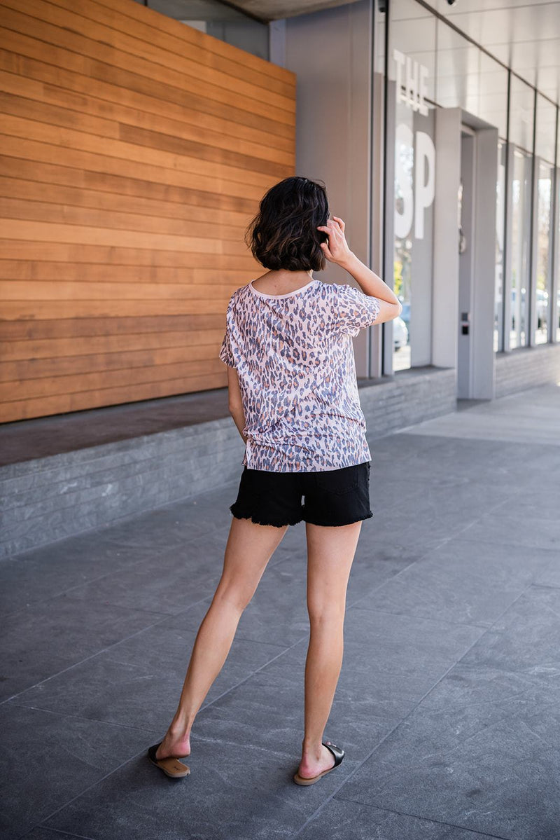 Close To You Leopard Top